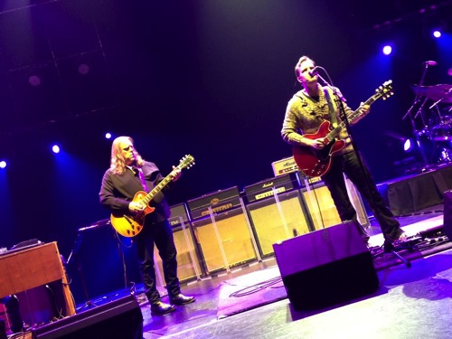 Warren haynes joe bonamassa